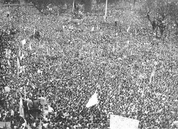 17 de octubre de 1945 dia de la lealtad: