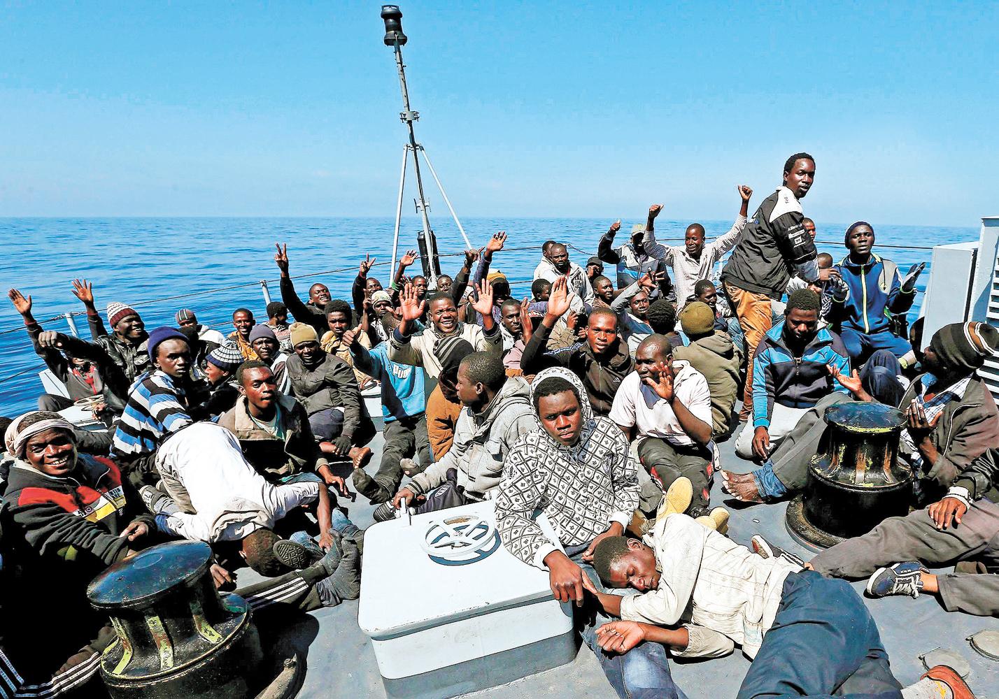 La Peor Crisis Migratoria En Europa Desde La Segunda