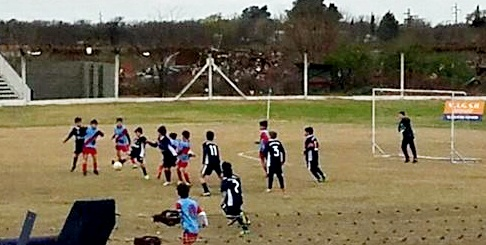 Fútbol de inferiores: se jugó una nueva fecha